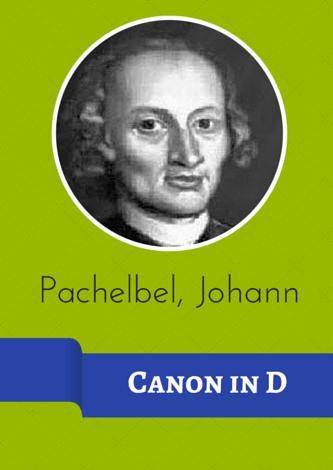 Pachelbel, Johann - Canon in D