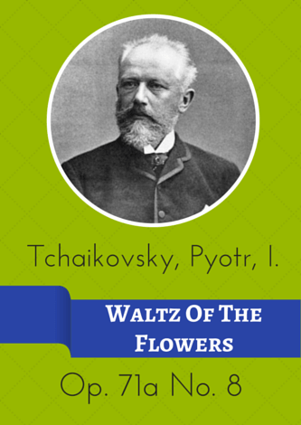 Tchaikovsky, Pyotr I. - Waltz Of The Flowers